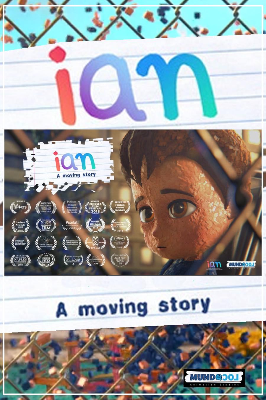 Afiche IAN